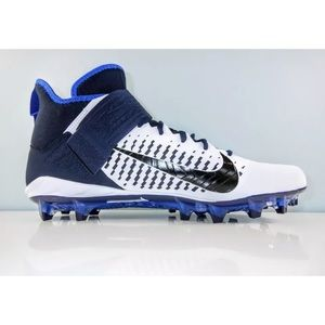 Nike Alpha Menace Pro 2 Men's 8.5 Football Cleats